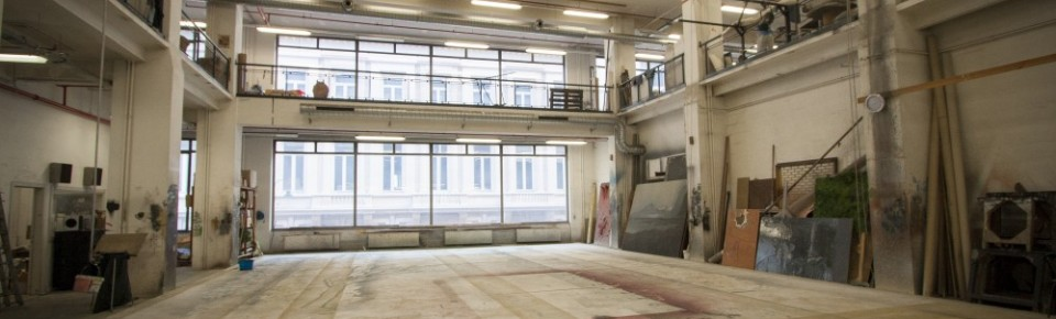 La Monnaie - Modernisation des Ateliers et de l'Administration