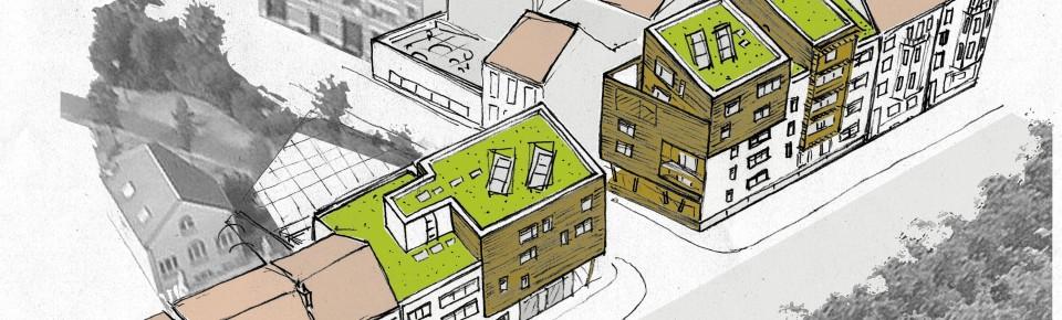 Construction des logements sociaux Lemmens