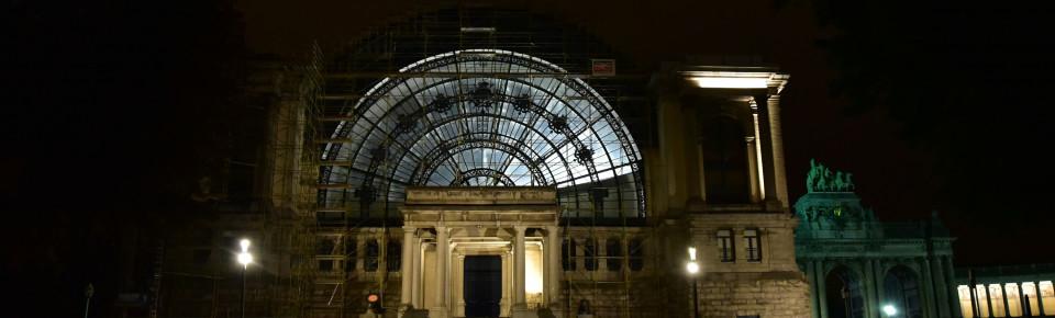 Jubelpark: architecturale verlichting voor de musea