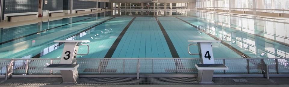 R�novation de la piscine Louis Nam�che